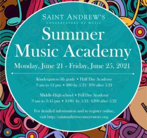 summer music academy